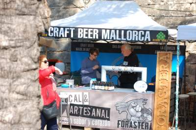 Sven and Tristan from Forastera at Balearic National Day