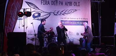 Pa amb Oli Band