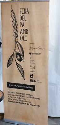 Sign for Pa amb Oli Festival