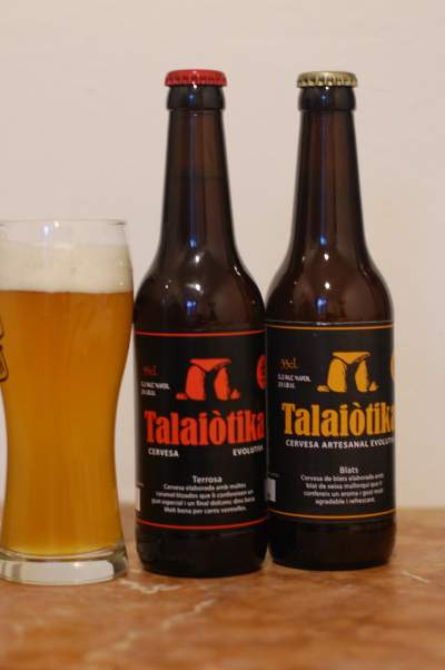 Beers from Talaiotika