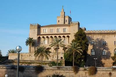Almudaina, Palma