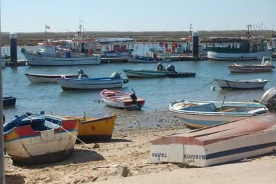 Santa Luzia, Algarve